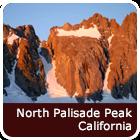 N Palisade Peak