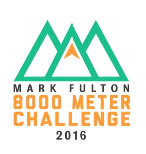 8000m challenge